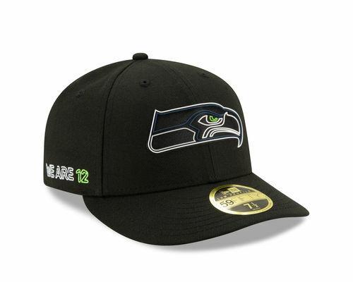 Seattle Seahawks Draft 2020 New Era LP59FIFTY