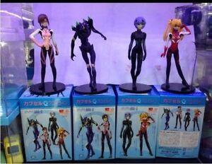 Anime EVA Neon Genesis Evangelion REI AYANAMI Asuka Makinami Eva-01 Wallet Limit