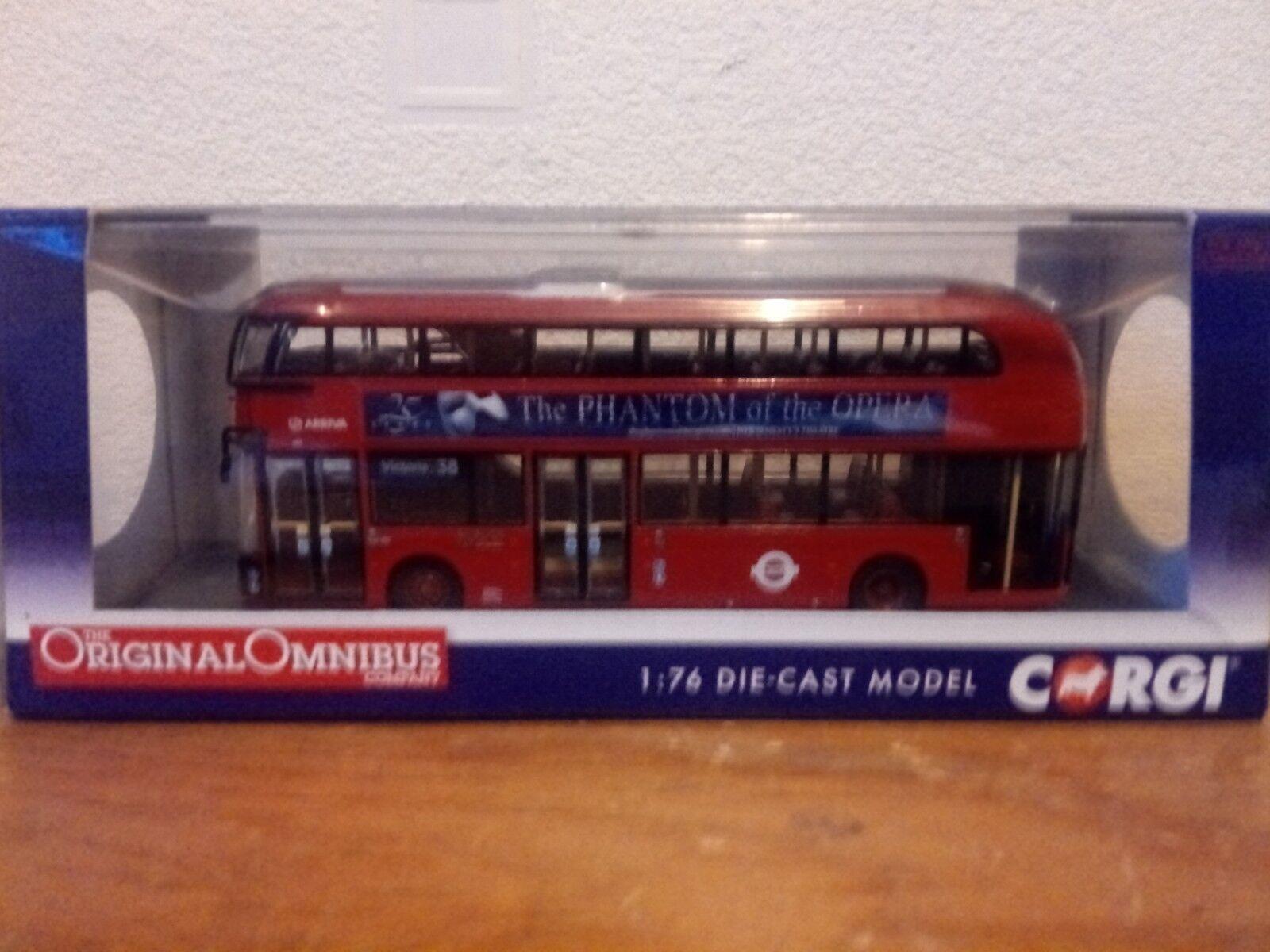 CORGI OM46608 Nouveau Bus pour bus londonien