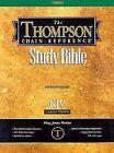 Thompson Bible - King James Version - Leather Pocket Bonded by Christian Art Books (Paperback, 2003)