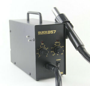 New-QUICK-857-anti-electrostatic-hot-air-rework-station-SMD-hot-air-gun