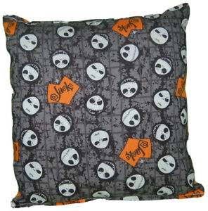 Nightmare-Before-Christmas-Jack-Skellington-Pillow-Skellington-Heads-Handmade