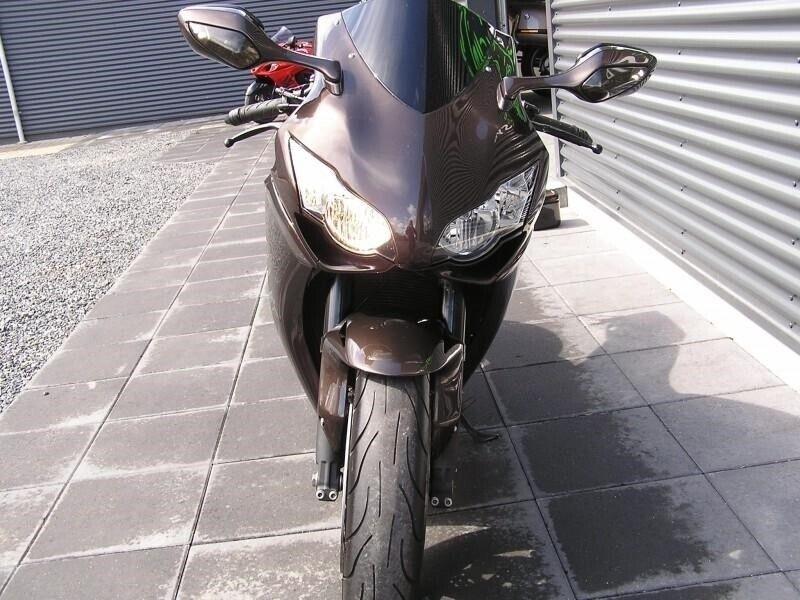 Honda, CBR 1000 RR Fireblade, ccm 999