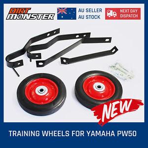 NEW-PEEWEE-50cc-PW50-PW50-LX50-PW50-PY50-MINI-BIKE-MOTORCYCLE-TRAINING-WHEELS