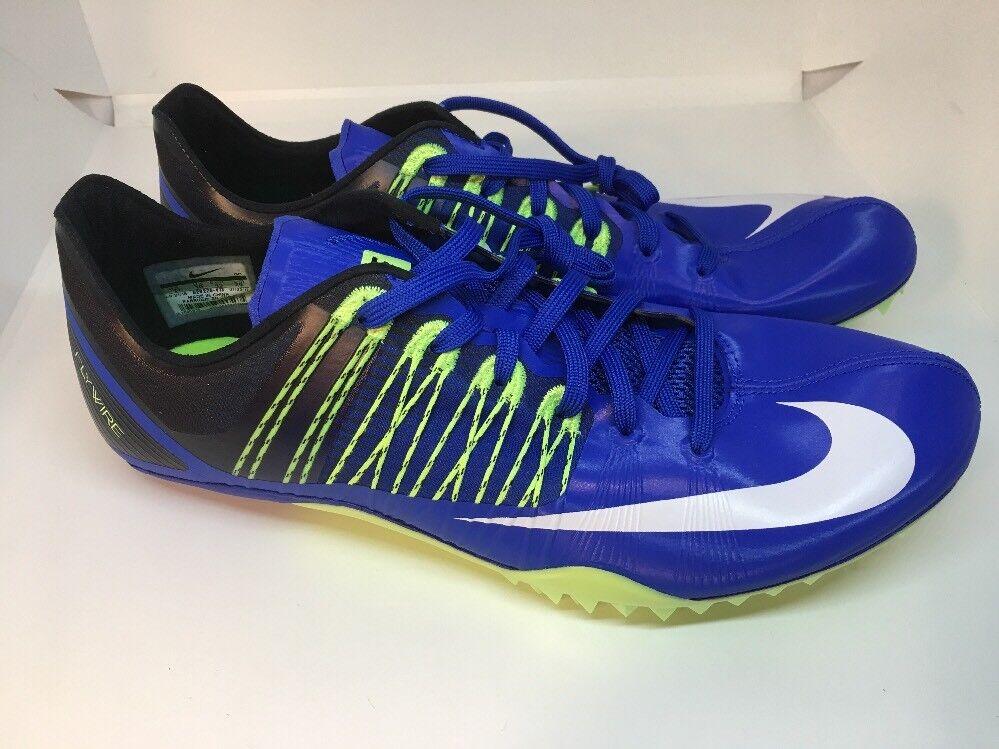 Nike zoom celar 5 traccia sprint sprint sprint spuntoni blu 629226-413 mens numero 11 | Attraente e durevole  450f7e