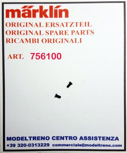 -  SCHRAUBE SENK 2 Stück MARKLIN   75610 756100  VITE M2,0X 4,6 2pz