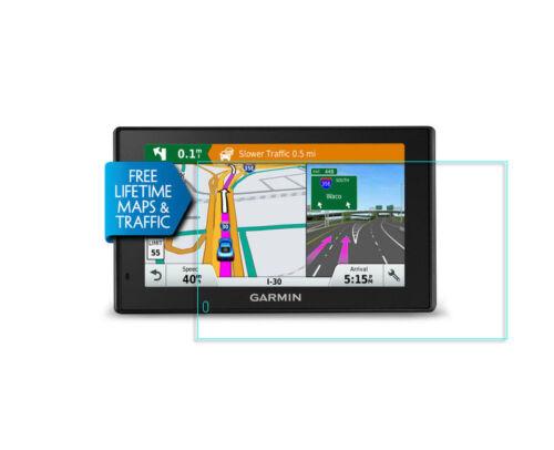 Crystal Clear Screen Protector for Garmin DriveSmart 70LMT
