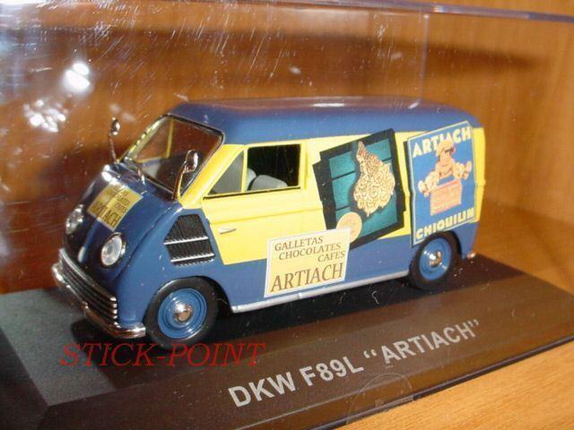DKW F89L 1 43 43 43  ARTIACH  DECORATION MINT    INCLUDES BOX 1df0a1