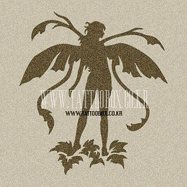 Reusable airbrush stencil templates Dragon 7 Over 100 designs Medium