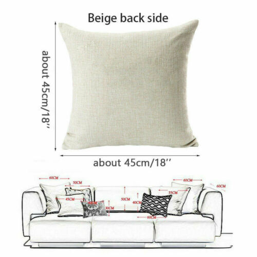 I Need More Sleep Cotton Linen Home Decor Throw Pillow Case Sofa Cushion Cover Indian South Asian Home Décor Pillows Home Décor