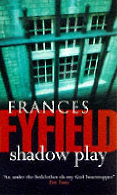 1 of 1 - Good, Shadow Play, Frances Fyfield, Book