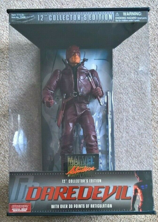 MARVEL STUDIOS Darougeevil 12 in (environ 30.48 cm) échelle Figure  RARE  confortablement