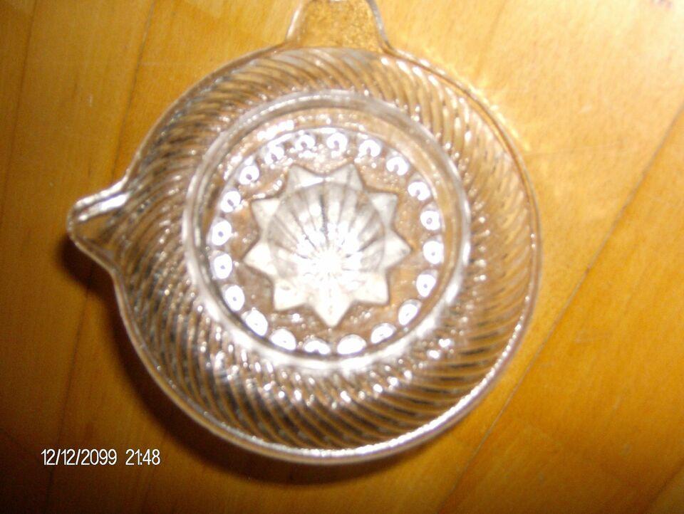 Glas, citruspresser