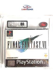 Final-Fantasy-7-PSX-PS1-UKG-80-Playstation-Nuevo-Precintado-Sealed-New-PAL-SPA