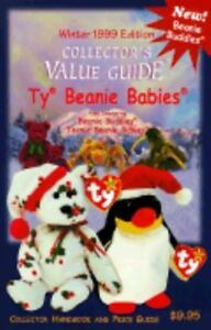 Ty beanie babies winter value guide by checkerbee publishing.