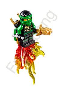 Lego Minifig Figur 1x Lloyd Skybound Ninja 70601 Ninjago