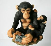 Monkey Figurine Chimpanzee Figurine