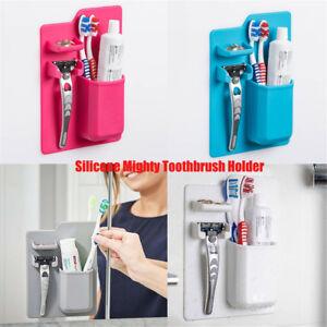 Silicone-Mighty-Toothbrush-Holder-for-Bathroom-Organizer-Storage-Space-Razor-RN