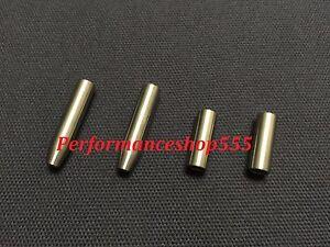 Stainless metal 4 door lock pins for mercedes benz w204 for Mercedes benz door lock pins