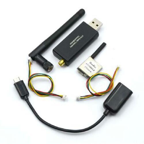 Mini Radio Telemetry Set 433MHz 915Mh 100mW Module for RC APM2.8 Pixhawk PX4 FC