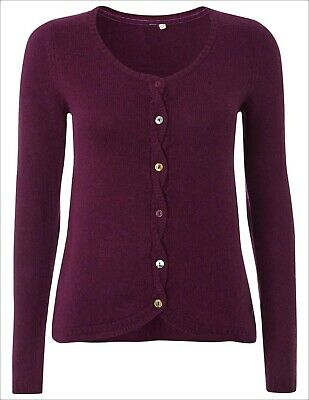 Size 8-14 New white Stuff red Meadow Jumper