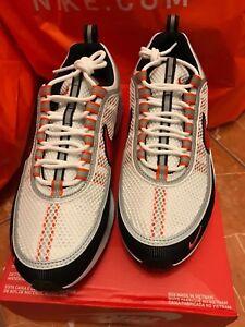 Zoom Air '16 Spiridon 106 Nike Retro da Novit running Argento 926955 Scarpa Uomo Bianco EtXqf6w
