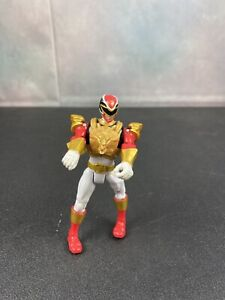 Power-Rangers-Megaforce-Ultra-Red-Ranger-Action-Figure-4-034-Inches