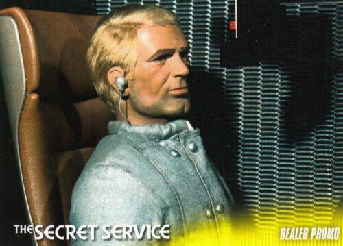 DEALER PROMO UTP1 2018 THE SECRET SERVICE