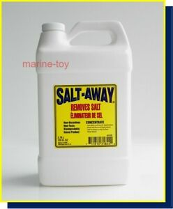 Salt-Away Salt Away Salt Remover SA128 Gallon Concentrate 128 oz Refill