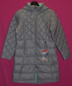 North Face Youth Girl s Metropolis Quilted 550 Goose Down Jacket XL ... fb032fd7afd2