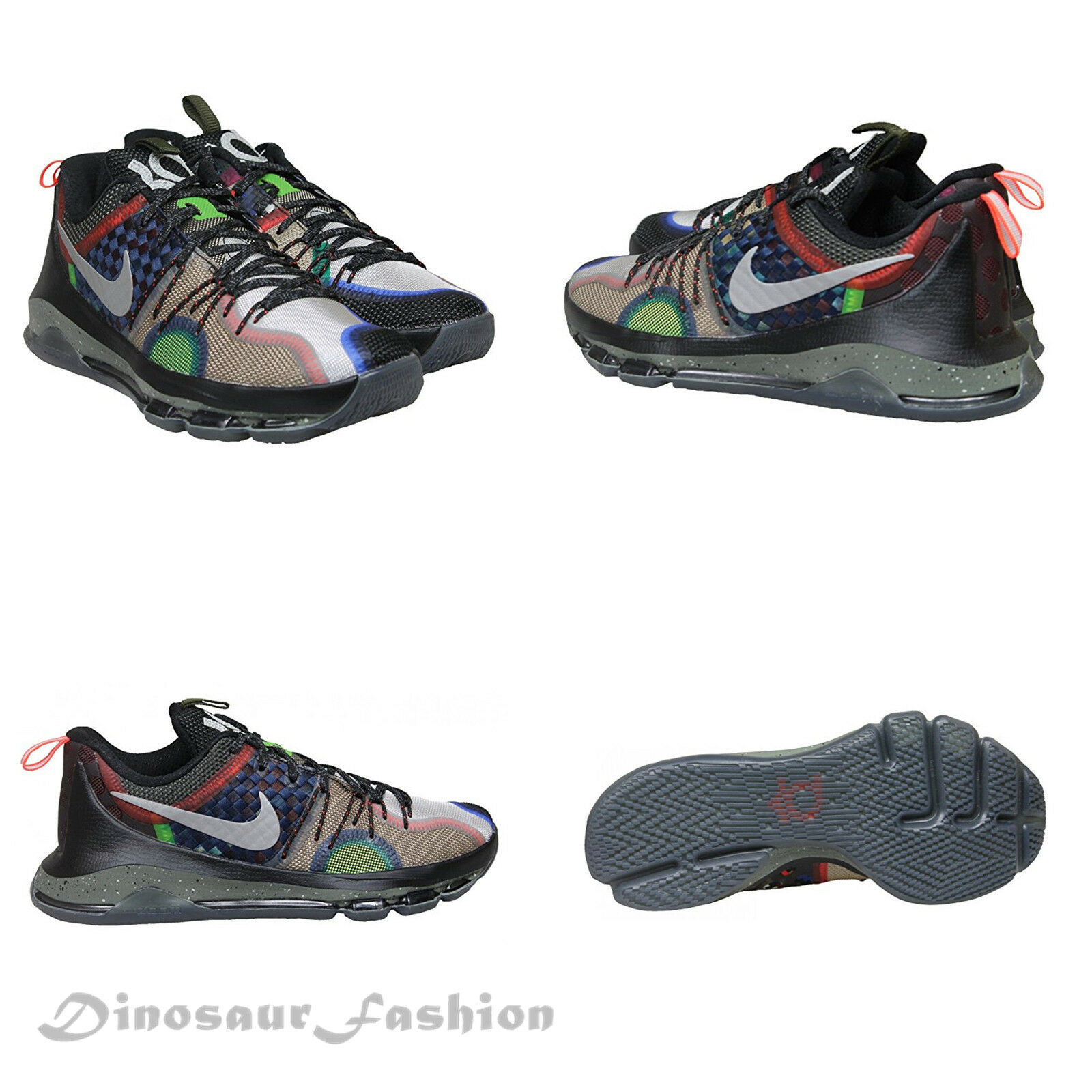 Nike Men's HD 8 SE Price reduction KEVIN DURANT,Basketball Shoes,New with box New shoes for men and women, limited time discount Comfortable and good-looking