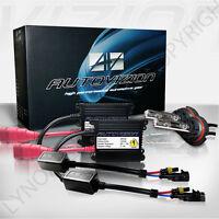 Hid Kit Slim 55watt 55w Ballast 9003 9k Extreme Blue Color Hid Kit H4