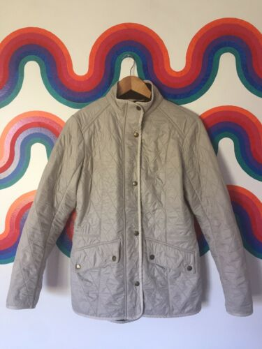 Barbour Cavalry Polar Quilt Womens Jacket Coat Siz