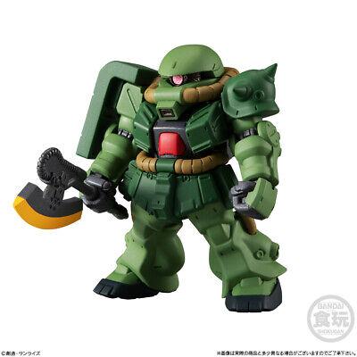 Gundam Wreckage MS Imagination MS-06FZ Zaku II Figure  NEW        US SELLER