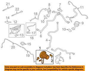 audi oem 12 17 a6 quattro brake vacuum pump 06e145100r ebay rh ebay com Vacuum Pump Symbol Vacuum Pump Parts Diagram