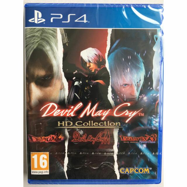 Original EZHOBI 1//10 Devil may cry 4 Dante Nero Collectible Figure New