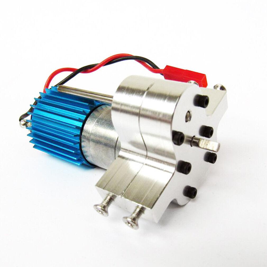 RC Car Repair Kits Transfer Gearbox 370 Motor For 1 16 WPL B16 B-24 B14 C24 C14