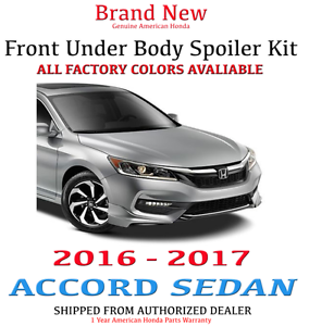 Image Is Loading Genuine American Honda Accord 4 Dr Front Under