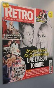 Rivista per Lettera Retrò Aprile-Giugno 2015 Una Link Toride Bardot-Gainsbourg