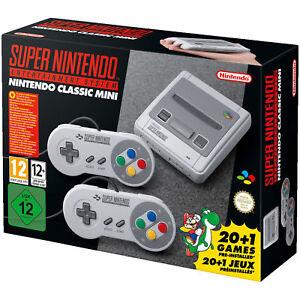 NINTENDO Nintendo Classic Mini Super Nintendo Entertainment System SNES NEU - Berlin, Deutschland - NINTENDO Nintendo Classic Mini Super Nintendo Entertainment System SNES NEU - Berlin, Deutschland