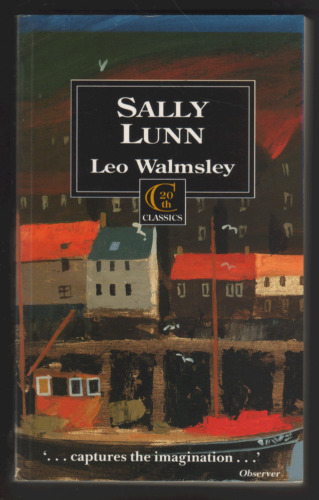 1 of 1 - SALLY LUNN by Leo Walmsley (Paperback, 1992)