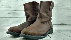 36494594ecb Vintage Red Wing PECOS Cowboy Style 1155 Size 9.5 3E 2-95-3E3-98 | eBay
