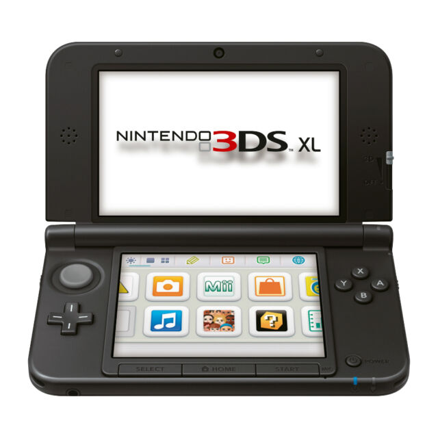 Nintendo 3ds Xl Mario Luigi Dream Team Handheld System Silver