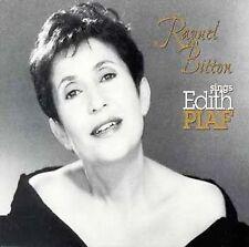 Sings Edith Piaf by Raquel Bitton (CD, Nov-2005, RB (USA))  New Sealed