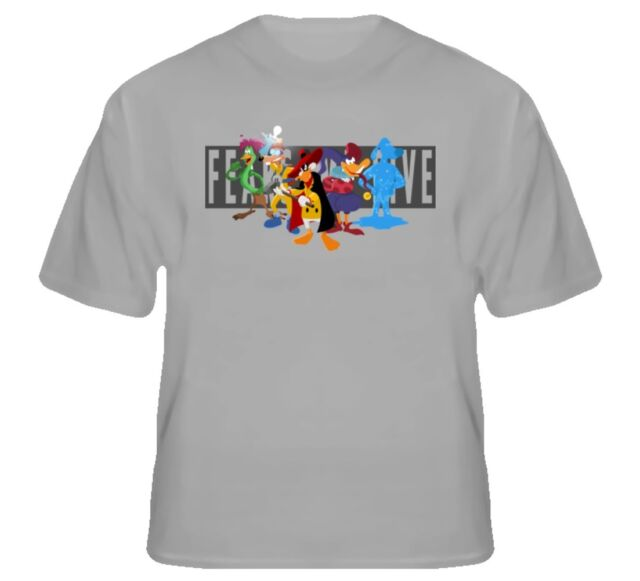 Darkwing Duck Fearsome Five T Shirt