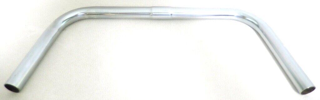 CINTRE PLAT ACIER LARGEUR 44 CM  EXTERIEUR POUR POTENCE 25.4 NEUF