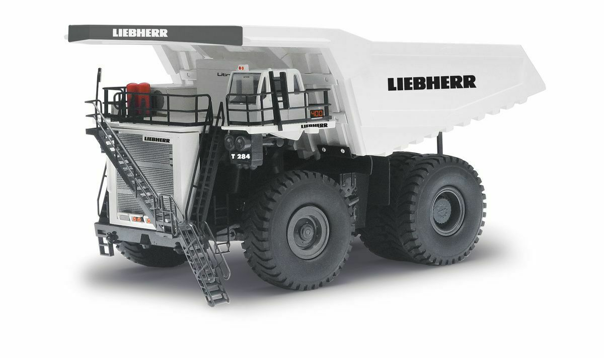 gran selección y entrega rápida Conrad 2766 0 grandes Liebherr T284 Minería Camión Camión Camión Diecast Escala 1 50  venta al por mayor barato