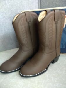 51615313c5a Details about NIB, $55 MSRP, Boys / Kids Lil Durango Western Style Boots  #BT904 Size 4.5D