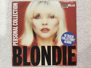 The-Mail-on-Sunday-Promo-CD-Blondie-Personal-Collection