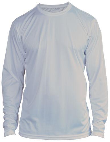 Microfiber Long Sleeve Fishing Shirt UPF 50 GRAY N//G